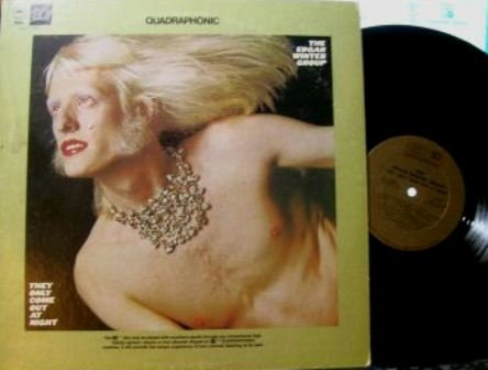 Edgar Winter Group, Frankenstein, Easy Guitar Tab