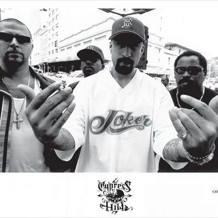 Cypress Hill, Just Another Victim, Guitar Tab