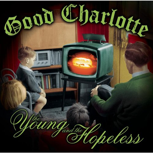 Good Charlotte, The Anthem, Piano, Vocal & Guitar (Right-Hand Melody)