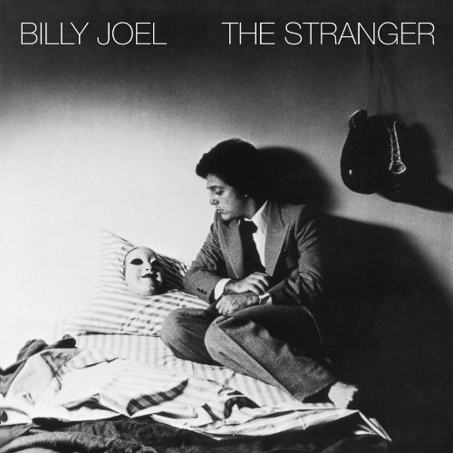 Billy Joel, The Stranger, Piano, Vocal & Guitar (Right-Hand Melody)