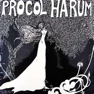 Procol Harum, A Whiter Shade Of Pale, Piano, Vocal & Guitar (Right-Hand Melody)