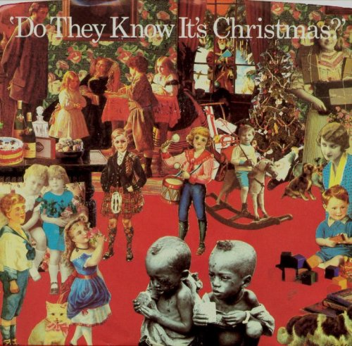 Band Aid, Do They Know It's Christmas?, Piano, Vocal & Guitar