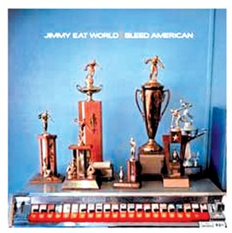 Jimmy Eat World, The Middle, Bass Guitar Tab