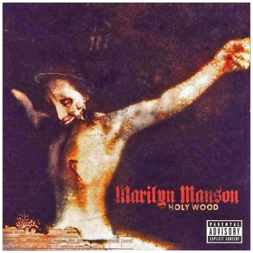 Marilyn Manson, The Fight Song, Bass Guitar Tab