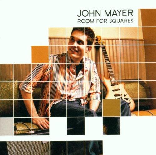 John Mayer, City Love, Piano, Vocal & Guitar (Right-Hand Melody)
