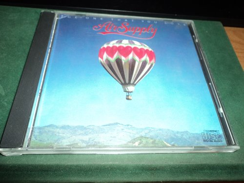 Air Supply, The One That You Love, Piano, Vocal & Guitar (Right-Hand Melody)
