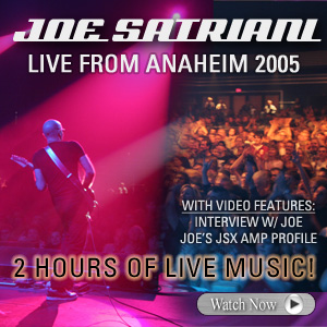 Joe Satriani, Sleepwalk, Guitar Tab