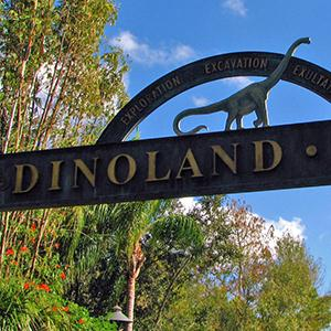 Tish Eastman, Diggin' In Dinoland (from Disney's Animal Kindom Theme Park), Piano, Vocal & Guitar (Right-Hand Melody)