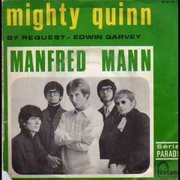 Manfred Mann, Quinn The Eskimo (The Mighty Quinn), Piano, Vocal & Guitar