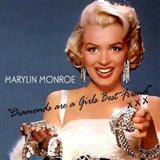 Download Marilyn Monroe 'Diamonds Are A Girl's Best Friend' printable sheet music notes, Film and TV chords, tabs PDF and learn this Beginner Piano song in minutes