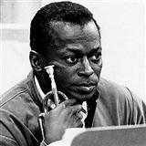 Download Miles Davis 'Somethin' Else' printable sheet music notes, Jazz chords, tabs PDF and learn this Piano song in minutes