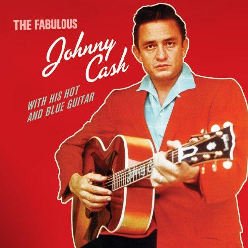 Johnny Cash, I Walk The Line, Piano, Vocal & Guitar