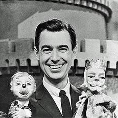 Download Fred Rogers 'Sometimes People Are Good' printable sheet music notes, Children chords, tabs PDF and learn this Easy Piano song in minutes
