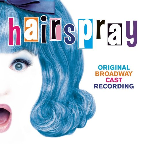 Marc Shaiman, You Can't Stop The Beat (from Hairspray), Piano, Vocal & Guitar (Right-Hand Melody)
