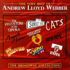 Andrew Lloyd Webber, Superstar, Super Easy Piano
