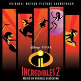 Download Michael Giacchino 'Ambassador Ambush (from The Incredibles 2)' printable sheet music notes, Children chords, tabs PDF and learn this Piano song in minutes