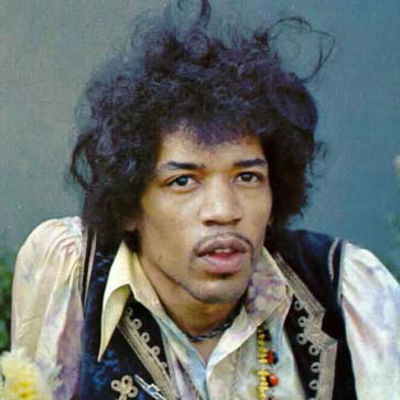Jimi Hendrix, Electric Church Red House, Melody Line, Lyrics & Chords
