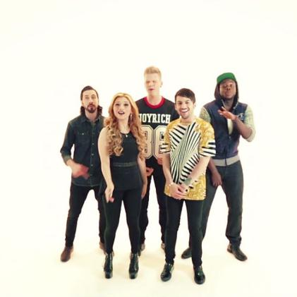Pentatonix, Attention, Piano, Vocal & Guitar (Right-Hand Melody)