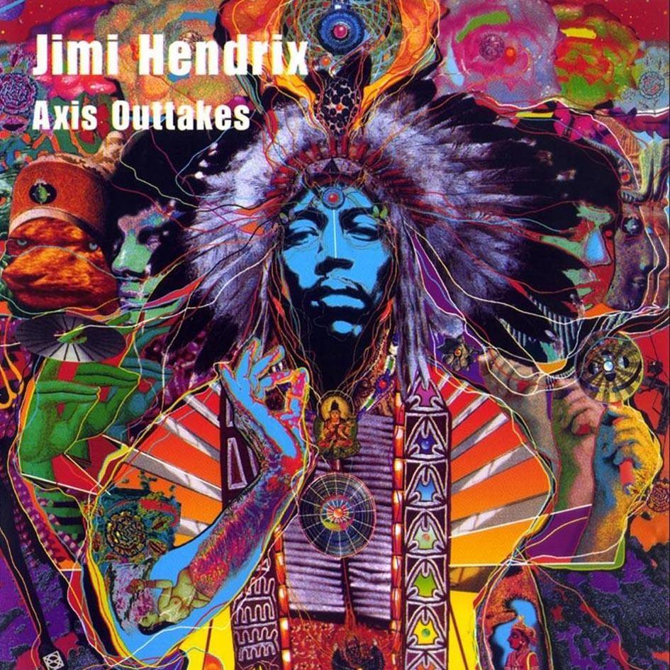 Jimi Hendrix, Somewhere, Melody Line, Lyrics & Chords