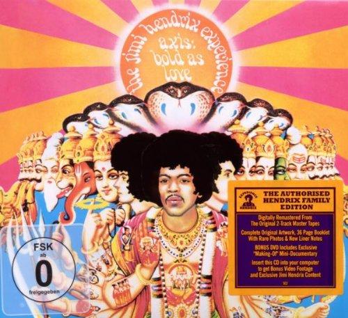 Jimi Hendrix, Castles Made Of Sand, Melody Line, Lyrics & Chords