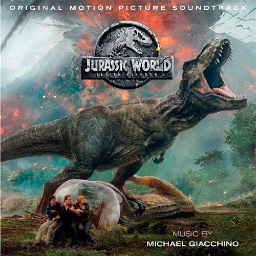 Michael Giacchino, At Jurassic World's End Credits/Suite (from Jurassic World: Fallen Kingdom), Piano