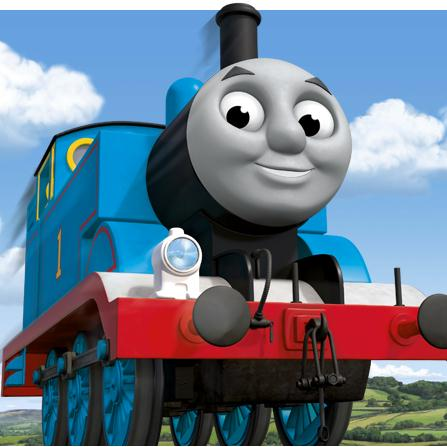 Mike O'Donnell, Thomas The Tank Engine, Piano (Big Notes)