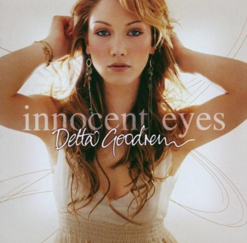 Delta Goodrem, Innocent Eyes, Piano, Vocal & Guitar