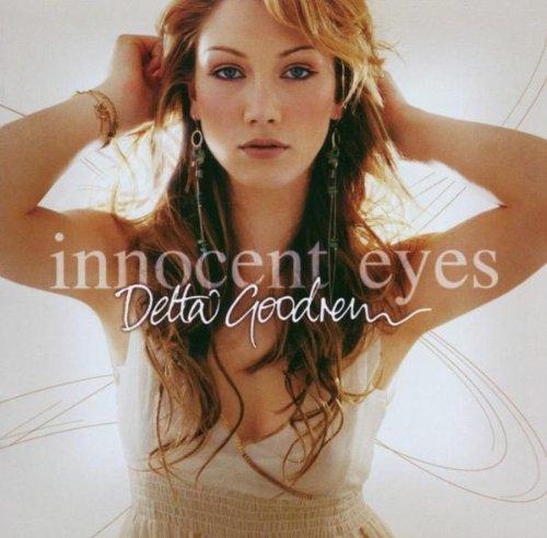 Delta Goodrem, Innocent Eyes, Melody Line, Lyrics & Chords