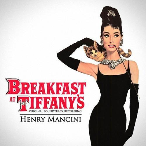 Henry Mancini, Breakfast At Tiffany's, Piano (Big Notes)