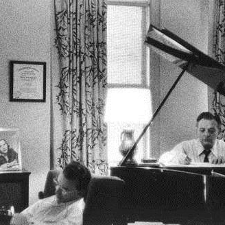 Lerner & Loewe, I've Grown Accustomed To Her Face, Piano