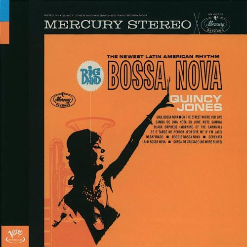 Quincy Jones, Soul Bossa Nova, Piano