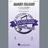 Download Rosemary Clooney 'Mambo Italiano (arr. Alan Billingsley) - Bass' printable sheet music notes, Oldies chords, tabs PDF and learn this Choir Instrumental Pak song in minutes