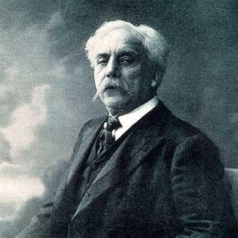 Gabriel Fauré, Clair De Lune (Menuet), Piano