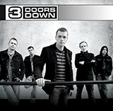 Download 3 Doors Down 'She Don't Want The World' printable sheet music notes, Metal chords, tabs PDF and learn this Piano, Vocal & Guitar (Right-Hand Melody) song in minutes