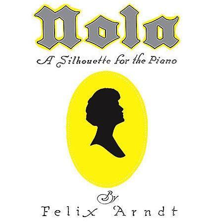 Felix Arndt, Nola, Piano