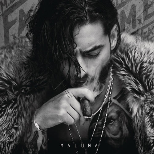 Maluma, Felices Los 4, Piano, Vocal & Guitar (Right-Hand Melody)