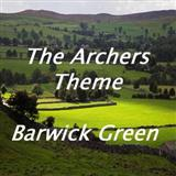 Download Arthur Wood 'Barwick Green (theme from The Archers)' printable sheet music notes, Film and TV chords, tabs PDF and learn this Piano song in minutes