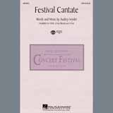 Download Audrey Snyder 'Festival Cantate' printable sheet music notes, Latin American chords, tabs PDF and learn this SATB Choir song in minutes