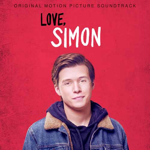 Khalid & Normani, Love Lies (from Love, Simon), Piano, Vocal & Guitar (Right-Hand Melody)