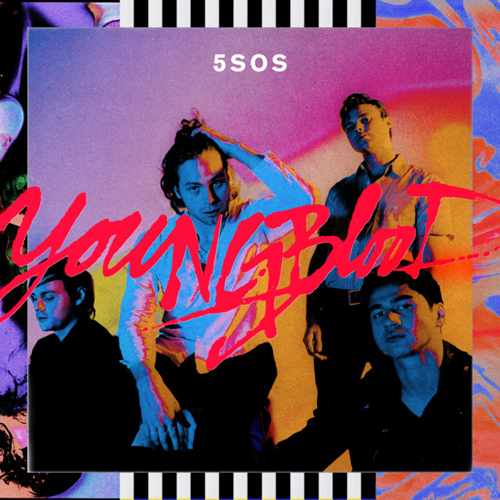 5 Seconds of Summer, Youngblood, Piano, Vocal & Guitar (Right-Hand Melody)