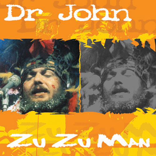 Dr. John, Zu-Zu Mamou, Piano, Vocal & Guitar (Right-Hand Melody)