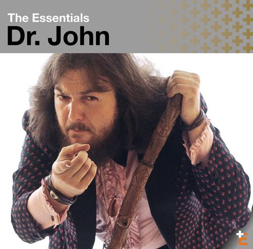 Dr. John, Iko Iko, Piano, Vocal & Guitar (Right-Hand Melody)