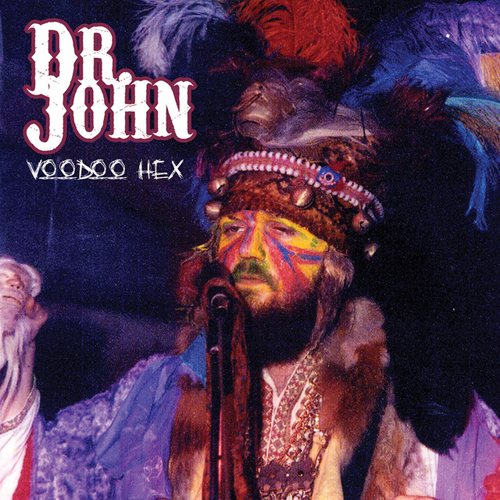 Dr. John, Qualified, Piano, Vocal & Guitar (Right-Hand Melody)