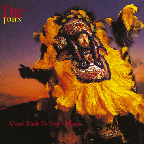 Dr. John, Going Back To New Orleans, Piano, Vocal & Guitar (Right-Hand Melody)