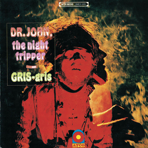 Dr. John, Mama Roux, Piano, Vocal & Guitar (Right-Hand Melody)