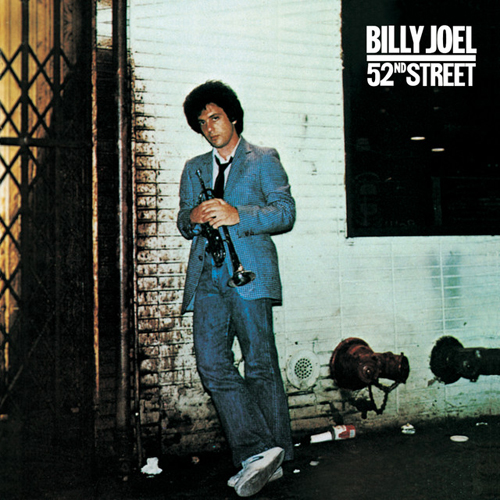 Billy Joel, Zanzibar, Piano, Vocal & Guitar (Right-Hand Melody)