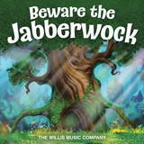 Download Jason Sifford 'Beware The Jabberwock' printable sheet music notes, Halloween chords, tabs PDF and learn this Educational Piano song in minutes