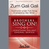 Download Dan Miner 'Zum Gali Gali' printable sheet music notes, Concert chords, tabs PDF and learn this TBB Choir song in minutes