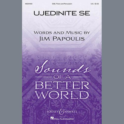 Jim Papoulis, Ujedinite Se (Stand United), SAB Choir