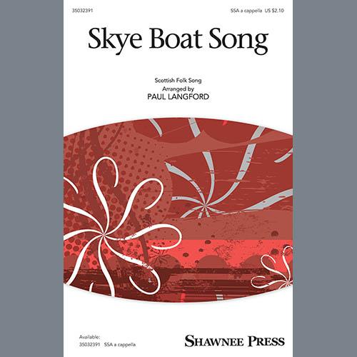 Paul Langford, Skye Boat Song, SSA Choir
